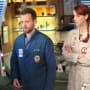 Hodgins and Warren Work Together - Bones Season 10 Episode 15