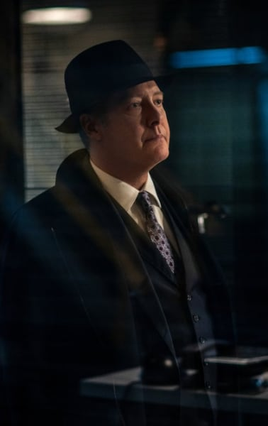 Red has Patience - The Blacklist Season 6 Episode 15