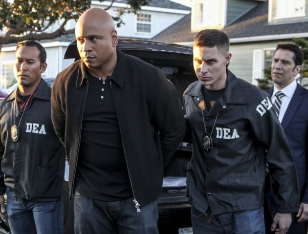 Arrested - NCIS: Los Angeles Season 8 Episode 13