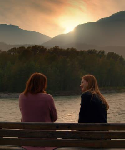 Sunset Lilly - tall - Virgin River Season 3 Episode 1