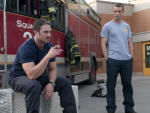 Chicago Fire Premiere Pic