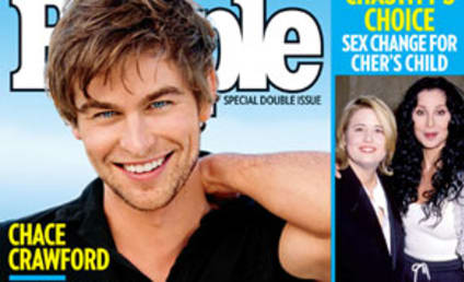 Chace Crawford Named People's Hottest Bachelor of 2009