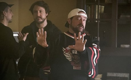 Kevin Smith To Direct An Episode - Arrow