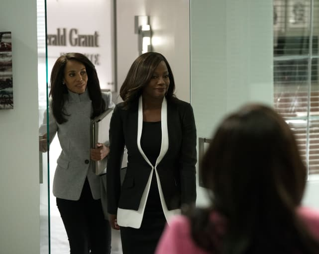 We're Here! - Scandal Season 7 Episode 12