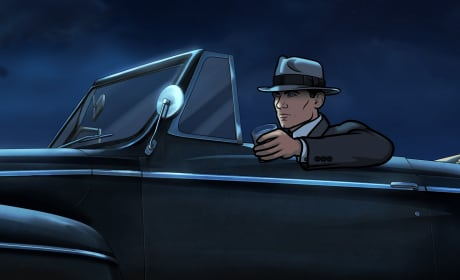 Sterling Archer Noir Detective Season 8 Episode 1