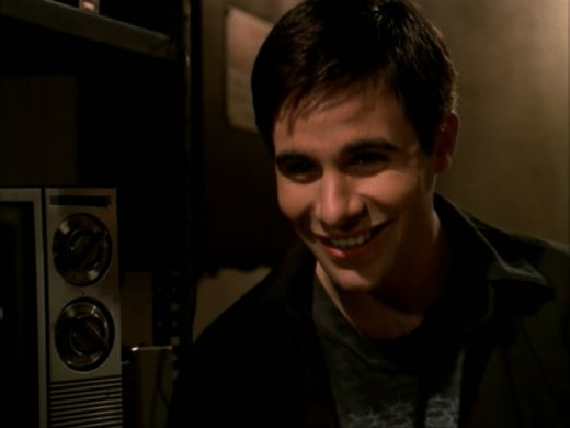 Tucker Wells - Buffy the Vampire Slayer Season 3 Episode 20