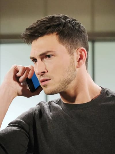 Ben Gets a Message/Tall - Days of Our Lives