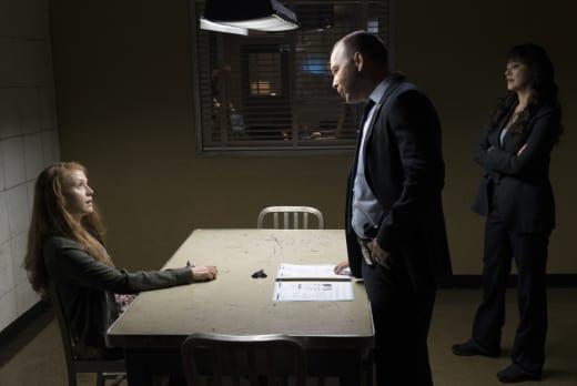 Not Leah Harris - Blue Bloods Season 8 Episode 2