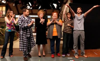 Two and a Half Men Season Premiere Scoop: MURDER!
