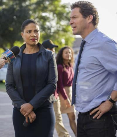 Noah and Janelle - The Affair Season 4 Episode 3