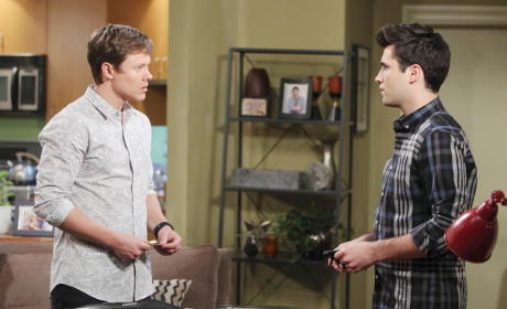 Missing Therapy - Days of Our Lives