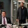 Fin and Barba - Law & Order: SVU Season 19 Episode 11