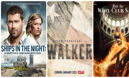 What to Watch: The CW Shows Return, Walker Premieres & More!