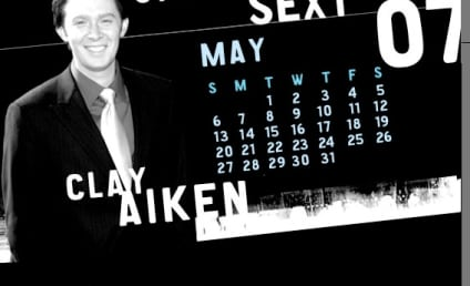 """Clay Aiken, Taylor Hicks are """"Strangely Sexy"""""""