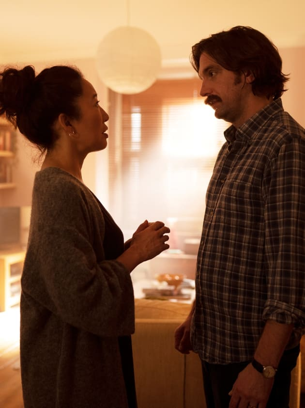 Husband and Wife - Killing Eve Season 2 Episode 6