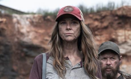 Sarah Has an Epiphany - Fear the Walking Dead Season 5 Episode 13