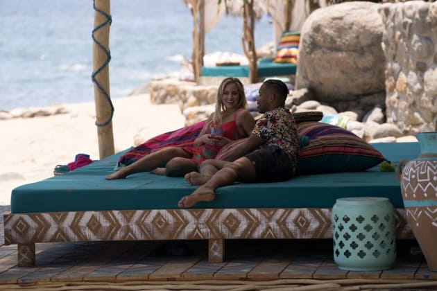 Getting Cozy - Bachelor in Paradise