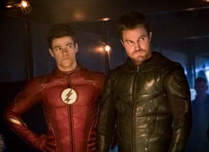 Watch The Flash Season 4 Episode 8 Online