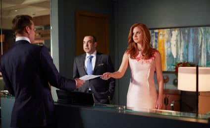Suits Season Premiere Preview: Office Politics