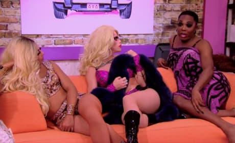 Refusing The Lipsticks - RuPaul's Drag Race All Stars Season 3 Episode 7