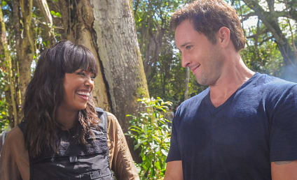 "Aisha Tyler Talks The Talk, ""Fun and Crazy"" Episode of Hawaii Five-0"