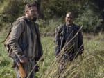 Biding Their Time - The Walking Dead