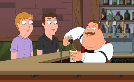 The Mixologist - Family Guy Season 16 Episode 15