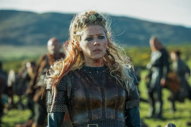 Lagertha - Vikings Season 5 Episode 1