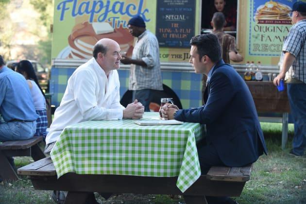 FlapJack Jack and Aubrey - Bones Season 12 Episode 6