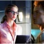 SV Oliver and Felicity Smoak - Arrow