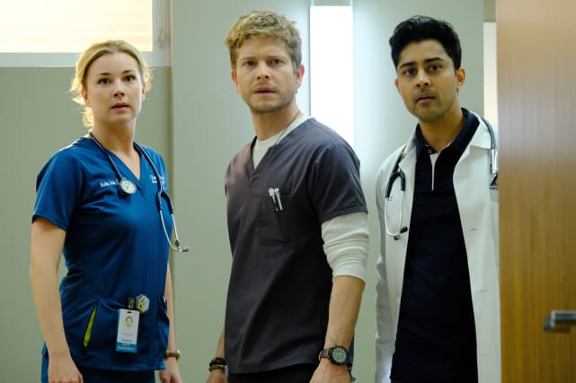 The Resident - Could Go Either Way