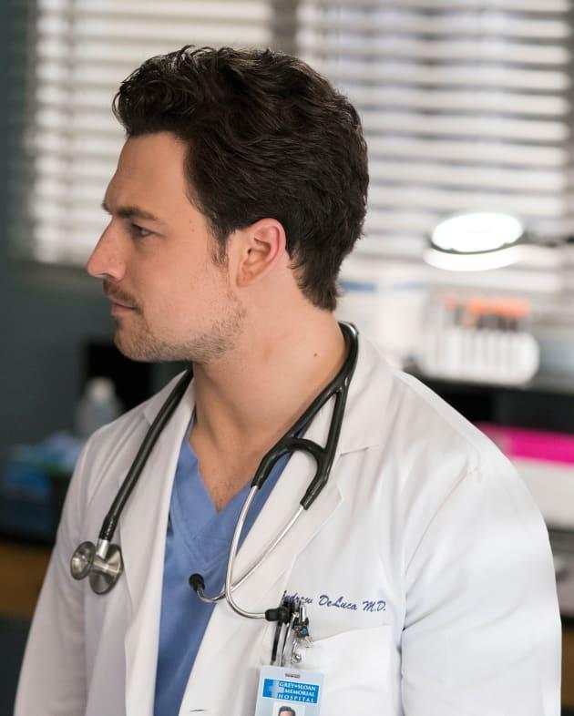 Daddy's Boy - Grey's Anatomy Season 15 Episode 17