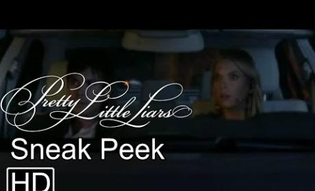 Pretty Little Liars Clip - Red Light!