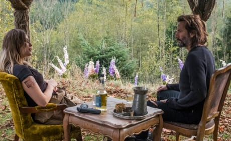 Charmaine and Kane - The 100 Season 5 Episode 5