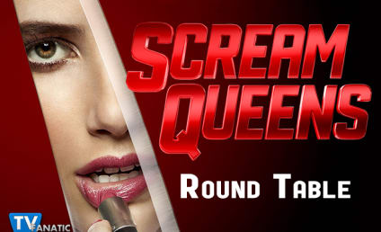 Scream Queens Round Table: Murdered... to Death