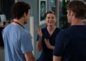 Grey's Anatomy: The Link, Meredith & DeLuca Love Triangle Is The Worst Idea Ever
