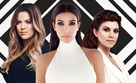 The Kardashians - Keeping Up with the Kardashians
