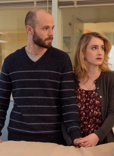 Divorce for a Cause - Tall - New Amsterdam Season 1 Episode 15
