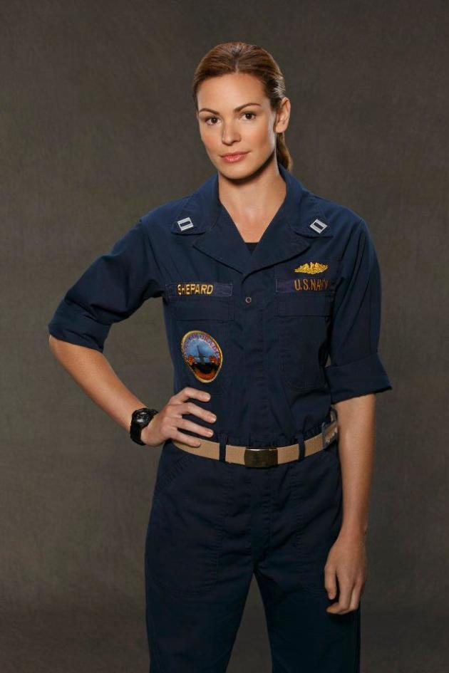 Lt. Grace Shepard Photo