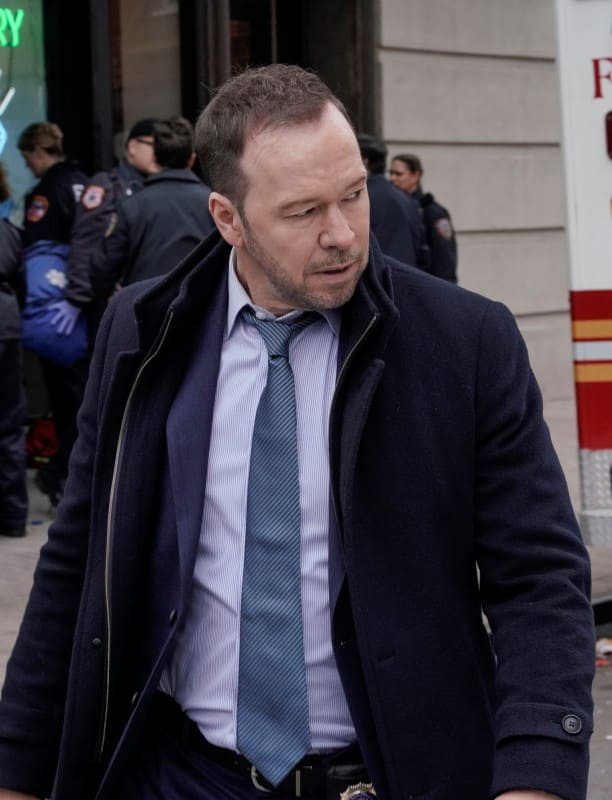 Angry Danny - Blue Bloods Season 9 Episode 14