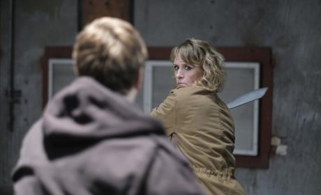 Mary tries again - Supernatural Season 12 Episode 14