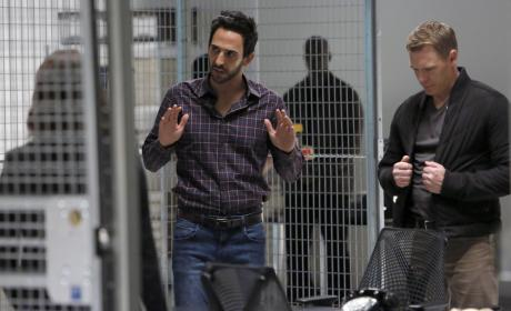 Aram has an important announcement - The Blacklist Season 4 Episode 6