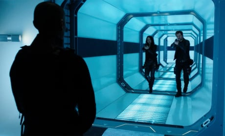Dark Matter Season 3 Episode 2 - Two and Three Confront Ryo