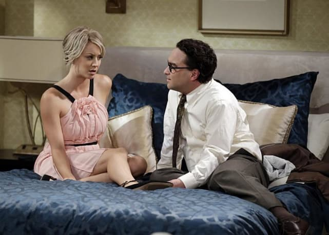 Leonard and Penny - The Big Bang Theory