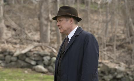 Red gets some air - The Blacklist Season 4 Episode 21