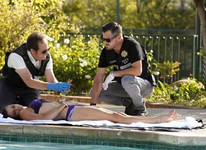Watch CSI Season 15 Episode 8 Online