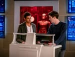 Wally Has Concerns - The Flash