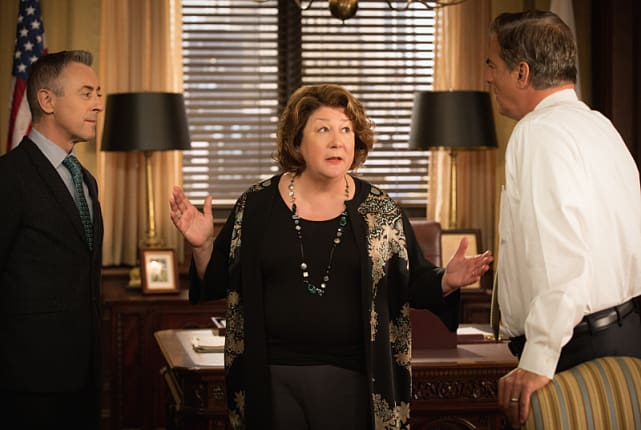 Eli plots to take down peter the good wife