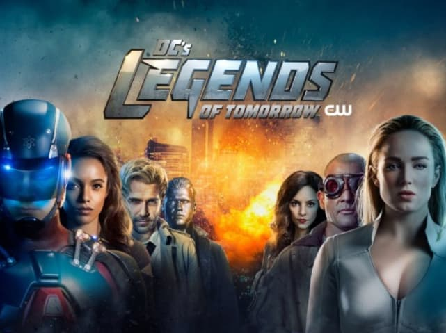 DC's Legends of Tomorrow - Could Go Either Way