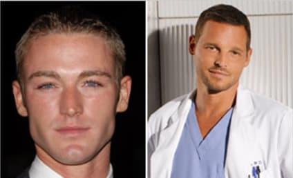 Jake McLaughlin Cast as Aaron Karev on Grey's Anatomy